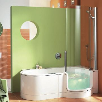 Picture for category Shower and Bathtubs