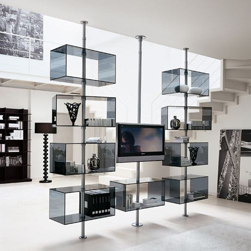 Picture of Glass Modern Shelfs