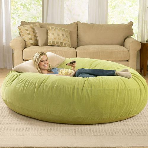 Picture of Living Room Bean Bag Chair