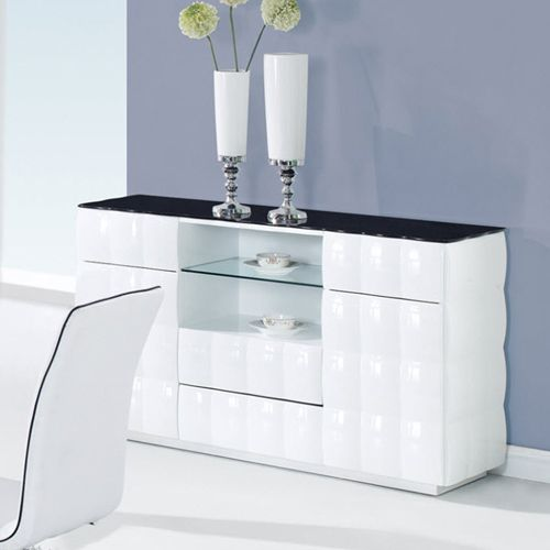 Picture of Stylish White Buffet