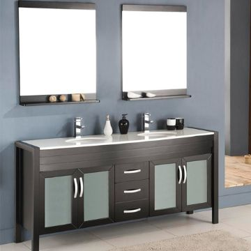 Picture of Double Bathroom Sink Set