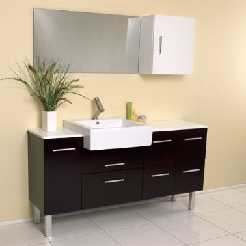 Picture of Clean Bathroom Sink Set