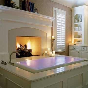 Picture of Marbel Bathtub