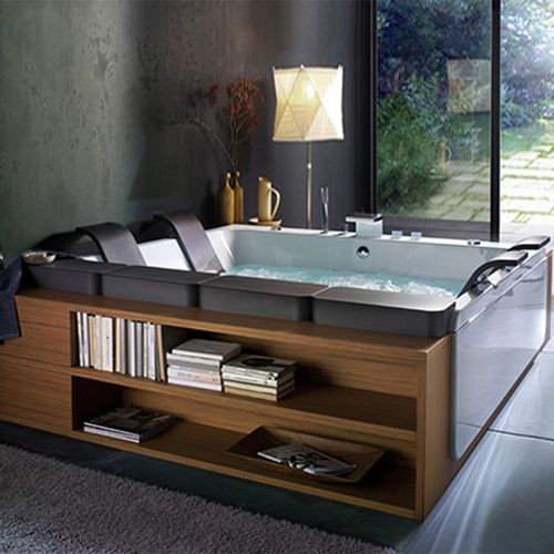 Picture of Futuristic Jacuzzi Set