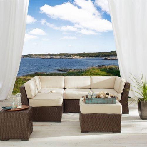 Picture of Outdoor Sectional Furniture