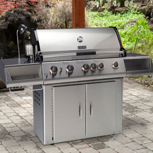 Picture of Multifunctional Outdoor Grill